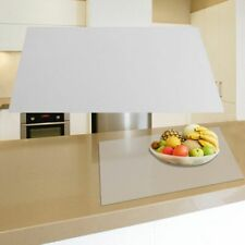4Pcs Plastic Transparent  Clear Placemats Kitchen Tool Tableware Place Mat Pad