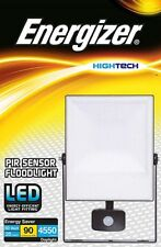 Outside Light Energizer LED Floodlight With PIR Sensor 50w