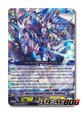 Cardfight VANGUARD & DELETOR x 1 Knight of King's Lieutenant, Galehalt - G-CMB01