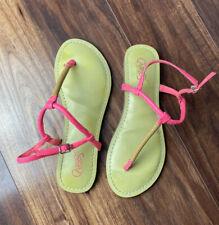Carlos Sandals Size 6