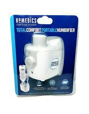 Homedics Water Bottle Total Comfort Portable Humidifier 20 Oz  UHE-WB01A New