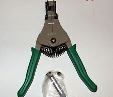 AUTOMATIC ACTION WIRE INSULATION STRIPPER 1.1 - 3.5mm ideal for auto electrical