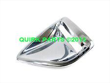 2011-2013 Ford Fiesta Left Hand Driver Side Chrome Fog Light Cover OEM NEW