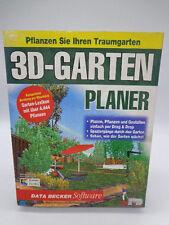 PC Programm - 3D Garten Planer (mit OVP)