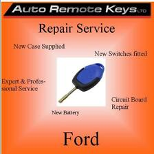 FORD Transit Remote key Battery replacement & repair service