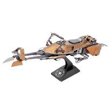 Fascinations Metal Earth Star Wars Classic Speeder Bike 3D Model Kit MMS414