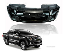 FOR ISUZU D-MAX RODEO PX 2012 2014 2015 GRAY X-SERIES FRONT GRILLE GRILL BUMPER