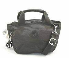 Kipling HB6608 P39 Black Noir Sugar Nylon Mini Cross Body Handbag