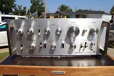 Vintage Pioneer Spec 1 Stereo Preamplifier Preamp
