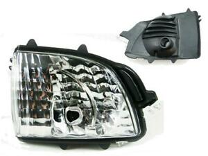 Volvo XC90 2007 A 2014 Specchietto Indicatore Lampada Sinistro