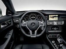 2011 - 2014 Mercedes-Benz CLS-Class C218 W218 X218 Video In Motion TV FREE DVD