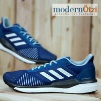 ADIDAS Solar Drive ST Running Training Athletic Shoes Mens 13 Blue White :1635