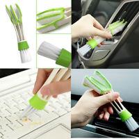 Reinigungsbürste für Auto Pflege Armaturen Jalousien Lüftung Tastatur + Pinsel