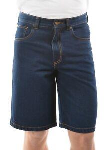 "Hard Slog- Thomas Cook Men's Classic Fit 12"" Denim Shorts  Size : 44"