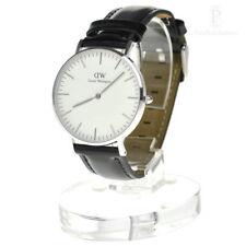 Orologio da polso Daniel Wellington DW00100053 orologi Sheffield Silver 0608DW