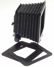 HASSELBLAD camera compendium lens hood shade bellows with black masks frames