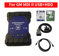 GM MDI2 Multiple Diagnostic OPEL VAUX CHEVROLET BUICK CADILLAC GMC + HDD + DHL