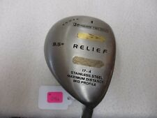 "//Square Two Golf Power ""Relief"" 9.5* #1 Driver - Right Hand - Men's"