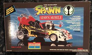Vintage Spawn 1994 Spawn Mobile Vehicle NIB Rare 1994