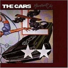 "THE CARS ""HEARTBEAT CITY"" CD 10 TRACKS NEW+"