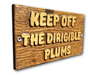 Personalised  Carved Oak 3D Engraved Wooden Door Sign Home House  Outdoor Plaque