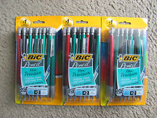 BIC Mechanical Pencils Xtra-Precision, 0.5 mm, #2 Assorted Colors 72 Pencils
