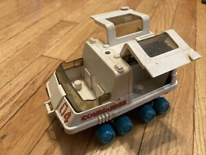 1984 Lil Playmates Space Station Commander Vehicle 04 Vintage Hong Kong Toy
