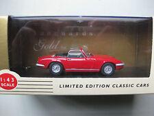 Lotus Elan S3 Model Car Red  1/43 Vanguards no 2005 of 3000 VG003041R
