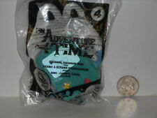 """Vtg. 2009? McDonald's Kids Meal Toys: """"Adventure Time"""" CN Series: #4 Toy Sealed"""