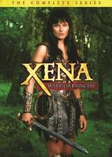 XENA WARRIOR PRINCESS: THE COMPLETE SERIES NEW DVD