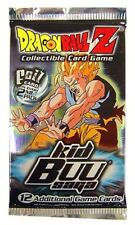 Dragon Ball Z CCG Complete your Unlimited Kid Buu Saga Set! Choose your cards!