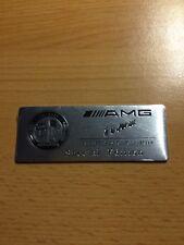 AMG , Special Edition,Alu Aufkleber Neu