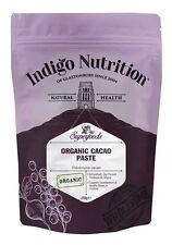 Organic Cacao Paste - 250g - Indigo Herbs