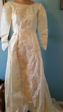 2 Vintage wedding dresses