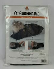 Top Performance Cat Grooming Bag Size S 17x9in For Bathing & Grooming