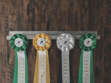 Horse Show Ribbon Display, additional display space