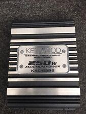 NEW In Box Kenwood KAC - 529S Amplifier AMP 250 watt