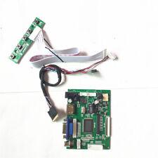 Fit LTN156AT02 2AV HDMI VGA LVDS LED LCD panel monitor control board kit