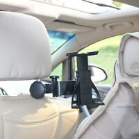 New Auto Car Back Seat Bracket Headrest Stand Mount Holder for iPad 2 3 4 Tablet