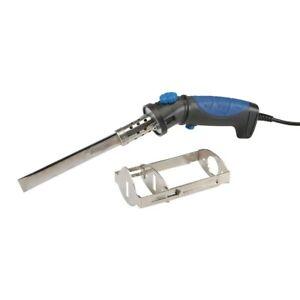 130W HOT KNIFE HEAVY DUTY CUTTER PLASTIC FOAM NYLON 975 deg Adjustable Heat