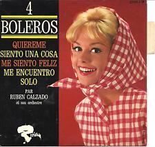 Killer Latin Popcorn EP. Ruben Calzado. Quiereme + 3 Riviera 231 073