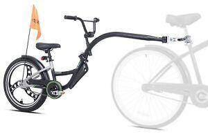 WeeRide Kazam Link Tagalong Tag A long Trailer Tow Bar Bike FITS 29ers Aluminium
