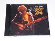 Bob Dylan - Real Live (1984) - GENUINE CD ALBUM - EXCELLENT CONDITION