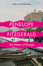 USED (VG) Means of Escape: Stories by Penelope Fitzgerald
