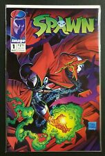 SPAWN #1, comics usa IMAGE 1992, boarded, 1st, nmint-, Todd McFarlane, hot, key