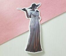 Lady Dimitrescu Sticker, Resident Evil Village Decal, Tall Vampire Lady