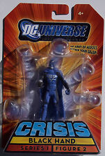 DC UNIVERSE INFINITE HEROES CRISIS. BLACK HAND MINI ACTION FIGURE. NEW ON CARD