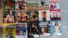 Sports illustrated magazine lot 2015-2016 lot 15 issues incl. Ronda Rousey Ali