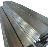 Bright Mild Steel Flat Bar 100mm x 5mm 100mm-1000mm EN3B