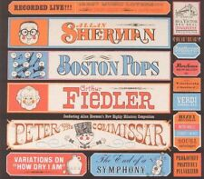 Allan Sherman/Boston Pops Orchestra - Peter and the Commissar - LP